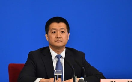 Chinese foreign ministry spokesman Lu Kang said China may build temporary bridges to get aid to North Korea. Photo: SCMP Pictures