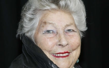 Anne V. Coates will be awarded an honorary Academy Award from the film academy's Board of Governors. Photo: AP