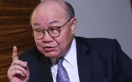Woo Kwok-hing said he had applied to renounce his British citizenship. Photo: David Wong