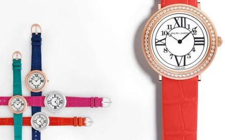 Brands such as Jaeger-LeCoultre, Dior, Chanel, Panerai,Boucheron and Chopard all offer fresh and funky strap options
