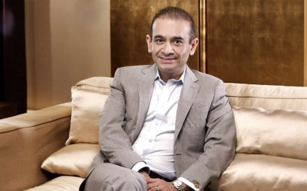 Nirav Modi, founder of the eponymous jewellery brand
