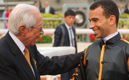 Trainer John Moore describes Li as one of the 'great racehorse owners of Hong Kong'