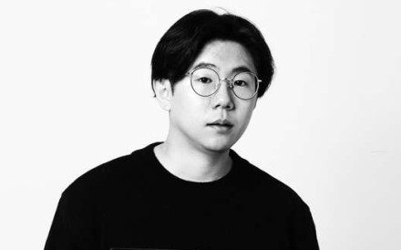 Fashion designer Park Hwan-sung of D-Antidote. Photo: Seoul Design Foundation