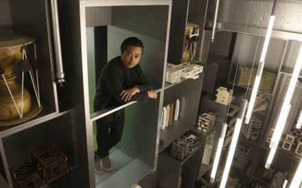 Designer Gary Chang Chee-keung wanted to design a home about the size of a standard cruise-ship cabin. Photo: Jonathan Wong