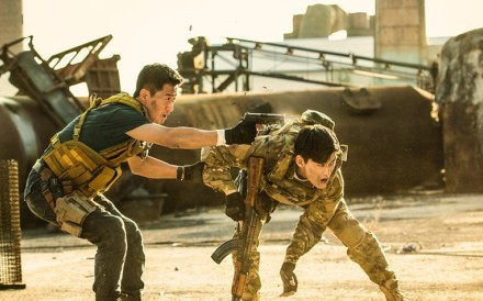 With Wolf Warrior 2, mainland filmmakers have succeeded in cloning the perfect Hollywood action movie for domestic consumption. Photo: Handout