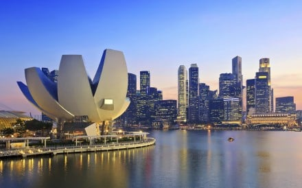 Singapore is one of the five luxury property markets set to rise in 2017.
