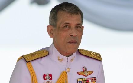 Thailand's King Maha Vajiralongkorn. Photo: AP