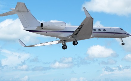 According to people in the industry, there is a seismic shift among the business elite towards chartering private jets instead of buying them. Photo: Shutterstock