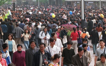 A crackdown by the Beijing government on migrant workers appears to be working as the city's population is forecast to fall this year. Photo: Handout
