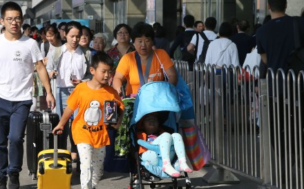China's leading home-rental site reports almost 400 per cent jump in bookings during Golden Week holiday