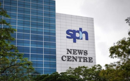 Singapore Press Holdings is to slash a tenth of its nearly 4,000-strong work force, after full-year results showed a 13 per cent slump in media business revenue. Photo: The Straits Times