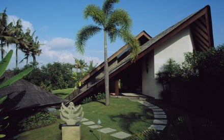 The Bali villa of Sin Sin Man. Pictures: courtesy of Sin Sin Man