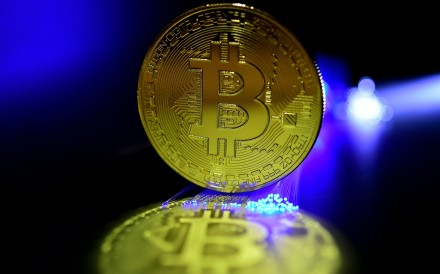 Bitcoin's ongoing woes are dragging down stocks related to crypto-currencies after South Korea's government announced that it wanted to crack down on speculation. Photo: EPA-EFE/SASCHA STEINBACH