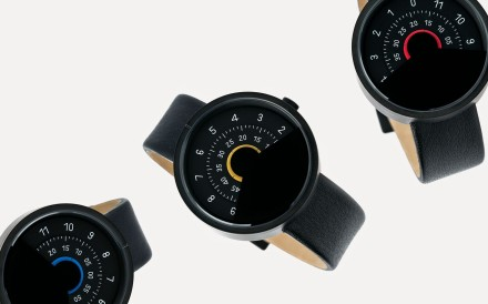 Series 000 watches by local Hong Kong brand Anicorn.