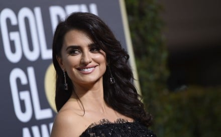 Penelope Cruz arrives for the 75th Golden Globe Awards on January 7, 2018, in Beverly Hills, California. Photo: AFP PHOTO / VALERIE MACON