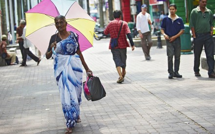 People from Africa and South Asia often struggle with racism in Malaysia. Photo: Alamy