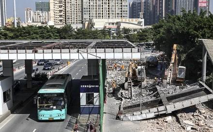 China officially scraps border around Shenzhen's old special economic zone. Photo: Handout