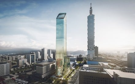 Taipei Sky Tower | FOR STYLE USE ONLY