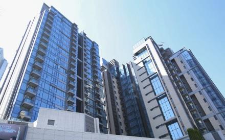 Real developers asian estate