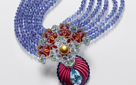 Choker from Chopard's Red Carpet collection