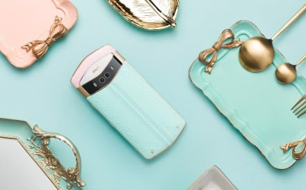 The Meitu x British Museum V6 limited edition smartphone is available from May 20.