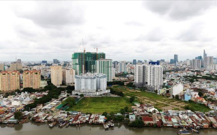 New home prices in Ho Chi Minh City averages at about HK$2,800 per sq ft, which is 14pc and 18pc of the average price for Hong Kong and Singapore respectively