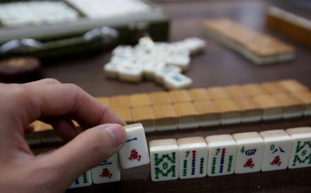 Reseachers say intellectual pastimes like mahjong can reduce the risk of dementia. Photo: Nora Tam
