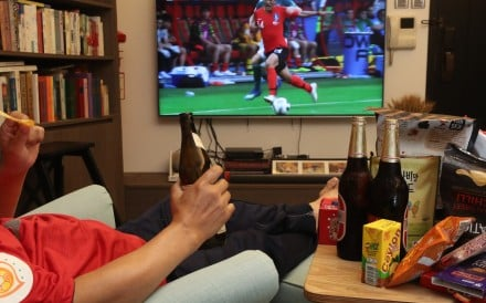 Doctors warn about the risk of heart attack during the Fifa World Cup 25JUN18 SCMP/Emily Tsang