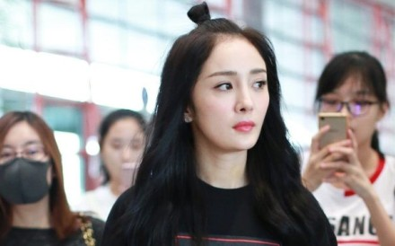 Yang Mi, brand ambassador for Michael Kors, has a loyal following.