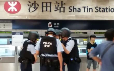 Construction waste was used in Hong Kong MTR Sha Tin ...