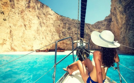 Summer travel for the rich and famous is extravagant, luxurious and exclusive. Photo: Netfalls Remy Musser/Shutterstock