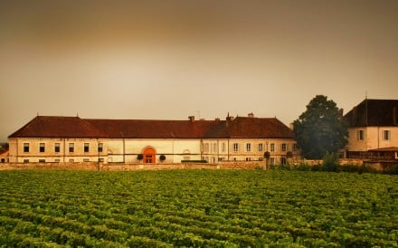 Chateau de la Maltroye in the Burgundy region of France.
