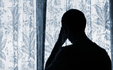 People whose loved ones have committed suicide are often wracked with guilt and blame themselves. Photo: Alamy