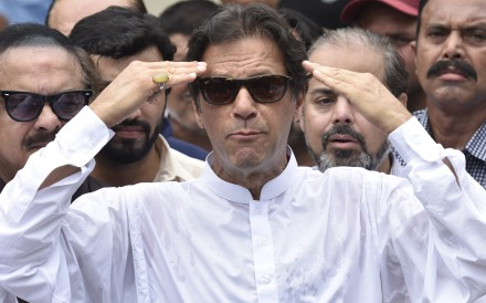 The election of the former cricketer as prime minister of Pakistan leaves plans for the China-Pakistan Economic Corridor on a sticky wicket