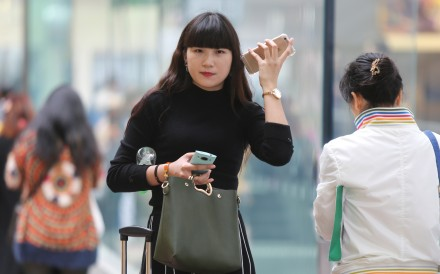 Cold calls in Hong Kong are a perennial problem. Photo: Xiaomei Chen