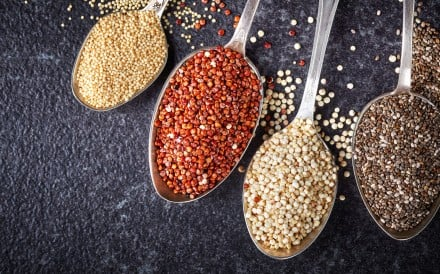 Superfoods are purportedly loaded with health benefits, but they are not to easy to pronounce. Picture: Shutterstock
