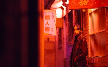 Lee Na-young in a still from Beautiful Days, the opening film of the 2018 Busan International Film Festival.