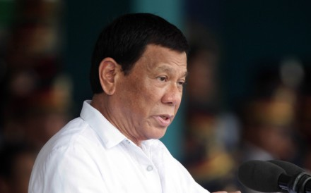The killing comes as authorities are pursuing Rodrigo Duterte's deadly crackdown on narcotics. Photo: EPA