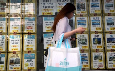 Home prices are headed in the right direct, at least for younger buyers. But that's bad news for sellers, some of whom are having to shave million off their asking prices. Photo: SCMP