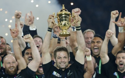 Will the All Blacks romp to another tournament win, or was their loss to South Africa the first sign of cracks? Photo: AP