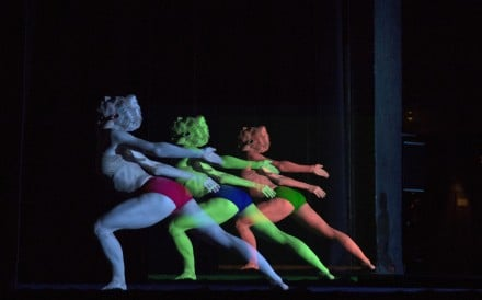 Royal Ballet choreographer Wayne McGregor's Tree of Codes inspired by Jonathan Safran Foer's book                                     Stunning visual effects and stage design by Olafur Eliasson, but content lacked variety and structure