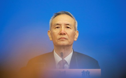 Chinese Vice-Premier Liu He told state media last week Beijing and Washington had been in contact about trade issues. Photo: Reuters