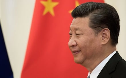 Xi Jinping's policy priorities have remained essentially the same since the president first took power, according to a program's analysis of the front pages of People's Daily. Photo: Reuters.