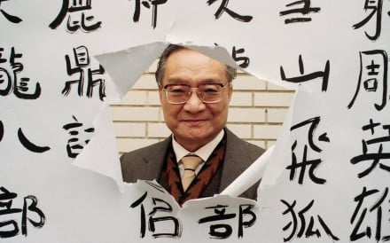 More than 100 million copies of Louis Cha's works have been sold. Photo: Oliver Tsang