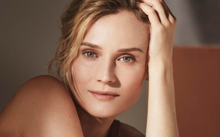 Actress Diane Kruger is an ambassador for Augustinus Bader skincare products.