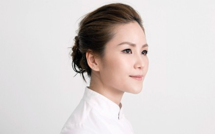 Chef Vicky Lau.