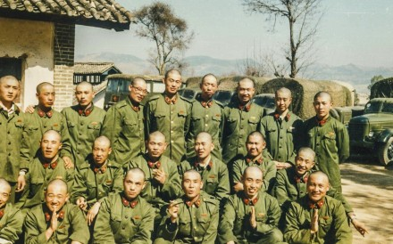 Nearly 7,000 Chinese soldiers were killed and 15,000 others wounded in the conflict with Vietnam. Photo: Handout