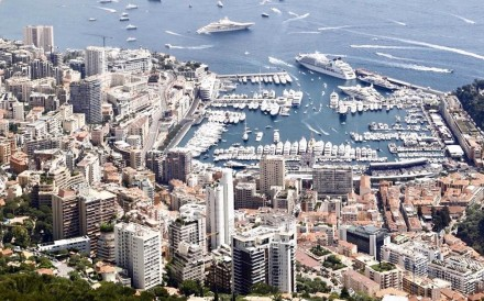 Monaco, the independent city state beside the Mediterranean, which is known for its marina full of luxury yachts, hotels and casinos. Photo: Instagram@yvangrubski