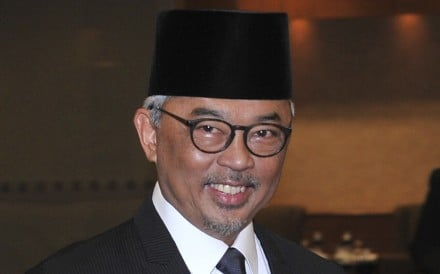 Crown Prince Tengku Abdullah Sultan Ahmad Shah will be installed as the new ruler of Pahang on January 15. Photo: AP