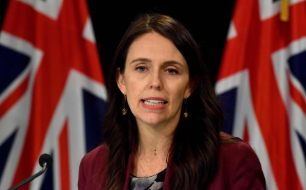 New Zealand Prime Minister Jacinda Ardern. Photo: AFP